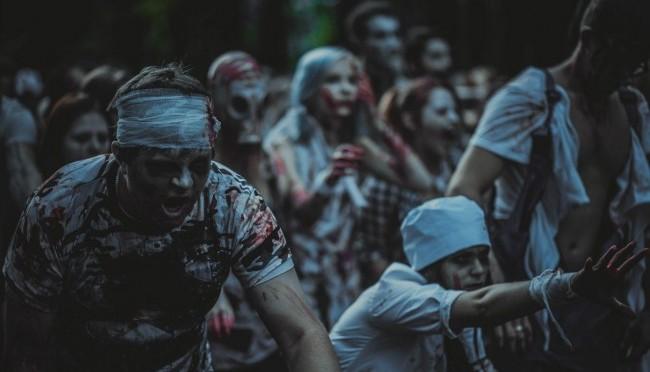 В столице пройдут съемки международного зомби-хоррора