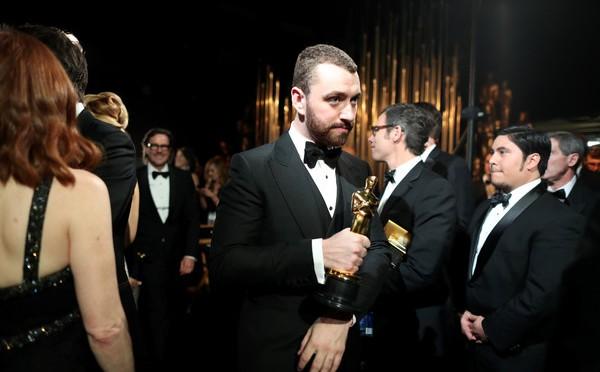 Сэму Смиту стыдно за свое выступление на «Оскаре»