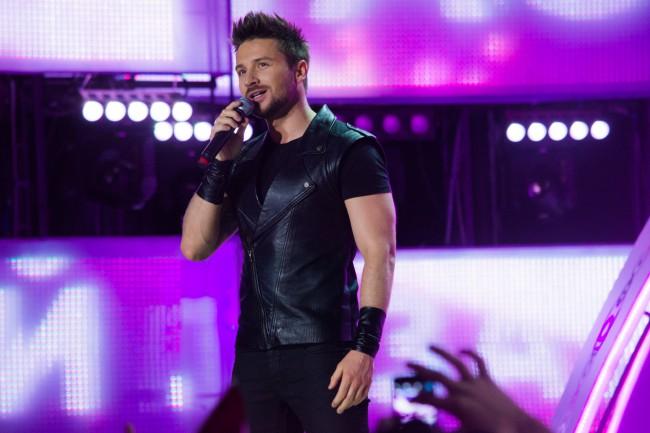 Сергей Лазарев выступит на гала-концерте «Eurovision» в Москве | 3 апреля 2016
