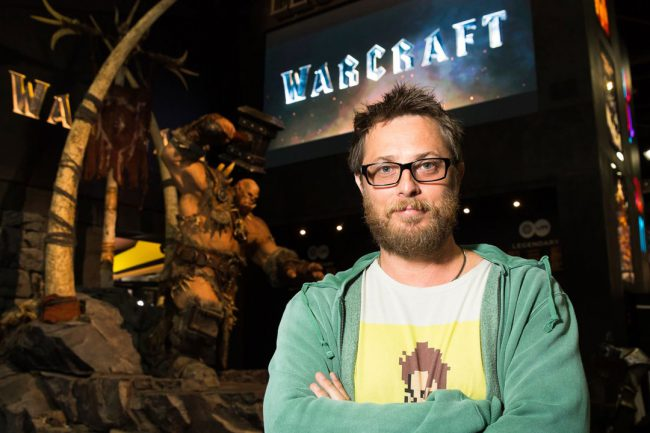 Дункан Джонс представит в Москве «Warcraft»