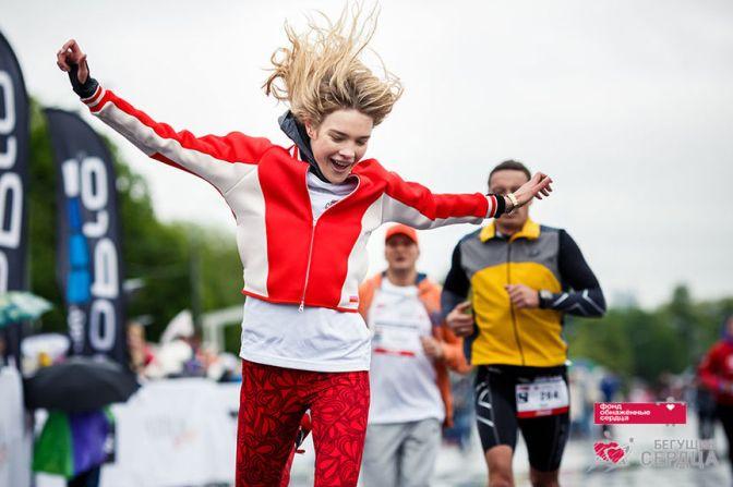 На Воробьевых горах пройдет благотворительный забег adidas «Бегущие сердца»
