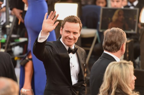 Michael+Fassbender+2016+Academy+Awards+Fan+xQEATEcyeOdl