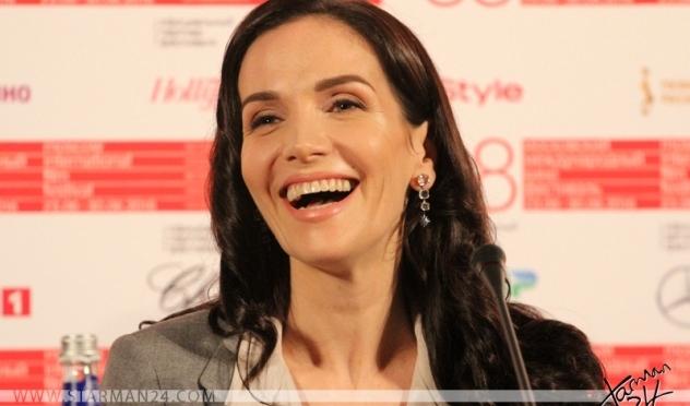 Наталия Орейро вернулась в Москву с фильмом