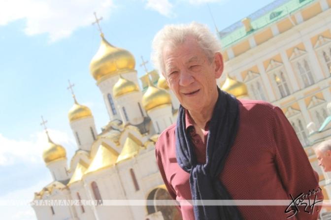 Иэн МакКеллен высказался в защиту Кирилла Серебренникова