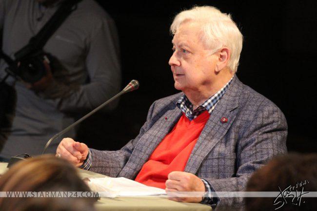 Олег Табаков открыл новый сезон МХТ имени А.П.Чехова