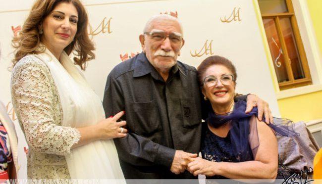 Лейла Адамян провела в «Геликон-опере» благотворительную акцию