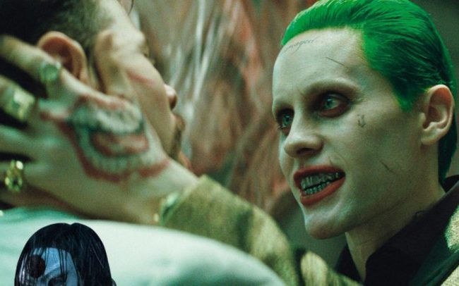 Джаред Лето отыграл в роли Джокера материала на сольный фильм