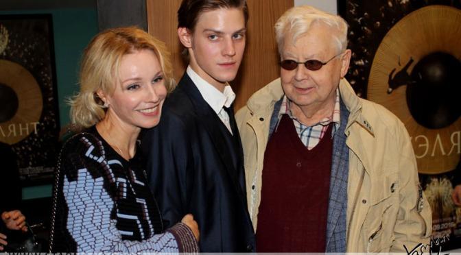 Павел Табаков рассказал о состоянии отца