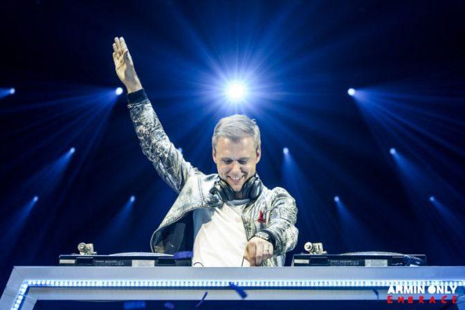 Armin Van Buuren представит принципиально новое шоу в России