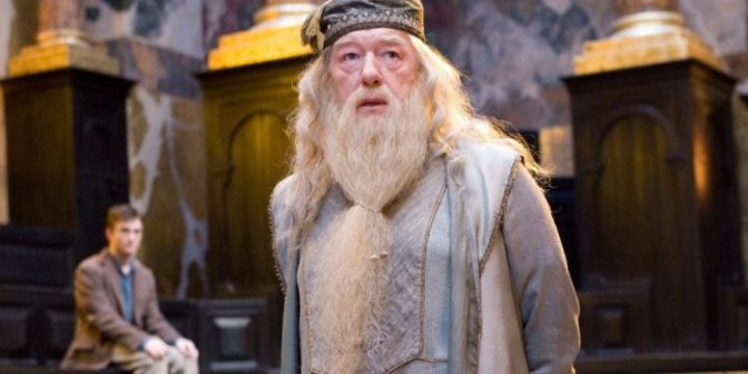 Michael Gambon Potter