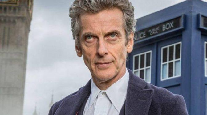 Питер Капальди направил письмо юному фанату «Доктора Кто»
