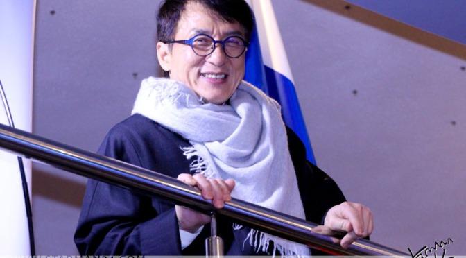 Джеки Чан не сможет представить в Москве «Тайну печати Дракона»