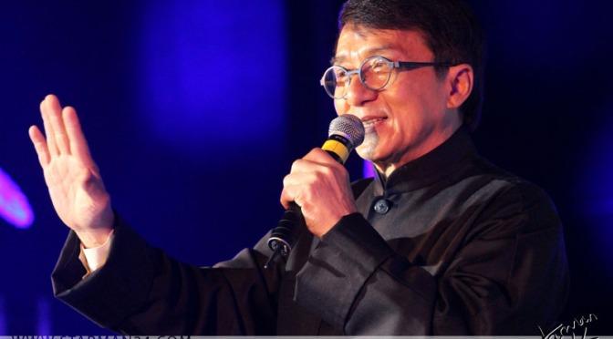 Джеки Чан открыл в Москве фестиваль китайского кино