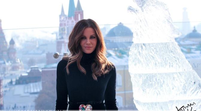 Кейт Бекинсейл представила москвичам «Другой мир: Войны крови»
