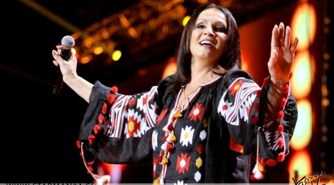 София Ротару выступит на фестивале «Легенды Ретро FM»
