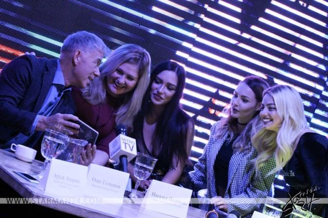 Олег Газманов и «SEREBRO» рассказали про грядущую премию «MUSICBOX 2016»