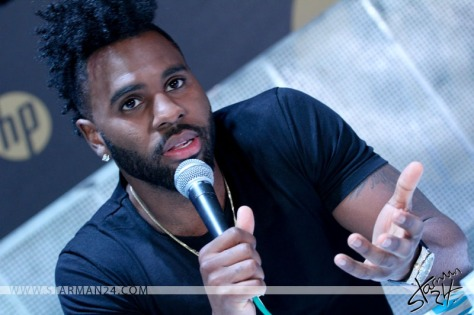 Jason Derulo in Moscow (2016) / Photo by Anton Romanov