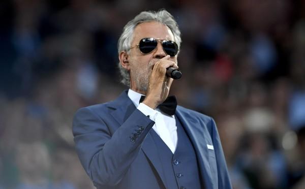 Андреа Бочелли может спеть на инаугурации нового президента США