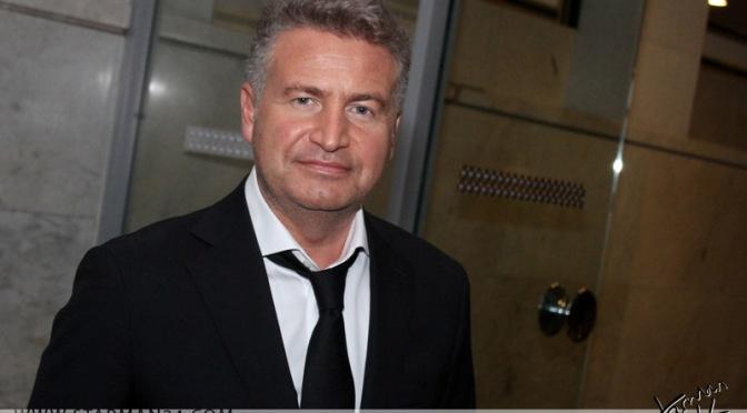 Леонид Агутин и Илья Лагутенко готовят трибьют-альбом Осипа Мандельштама