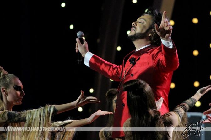Российскую национальную музыкальную премию вновь вручат в Кремле