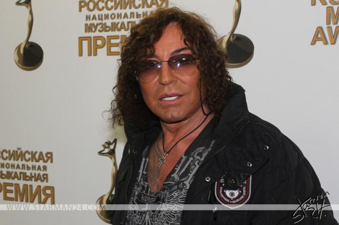 Валерий Леонтьев стал дизайнером