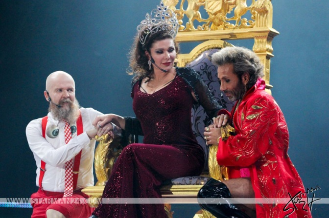 «Army of Lovers» произвели фурор на фестивале «Легенды Ретро FM»