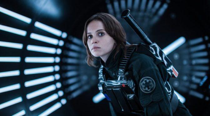 НОВОЕ КИНО: «Изгой-один: Звёздные Войны. Истории»