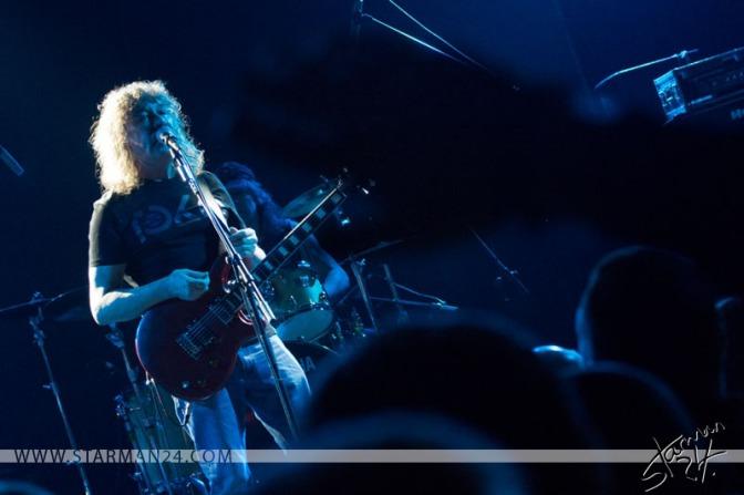 Владимир Кузьмин дал большой зимний концерт в клубе Volta