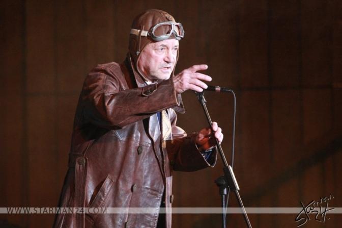 Евгений Герасимов отметил юбилей фильма «Забавы молодых»