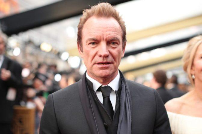 Sting выступит в Москве с Shaggy