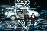 Seth Rogen and Michael J. Fox
