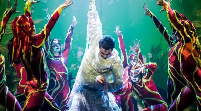 Шоу «Человек-амфибия» представят на сцене Московского Мюзик-Холла