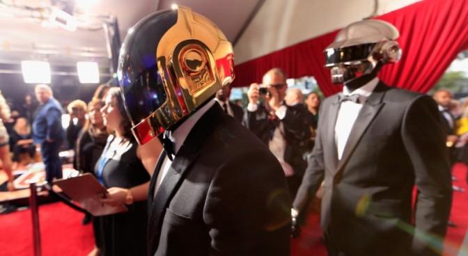 Daft Punk выступят на премии GRAMMY