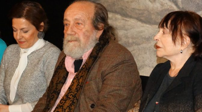 Театр имени Вахтангова покажет итальянскую «Пляску смерти»