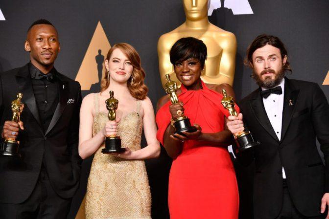Кейси Аффлек и Эмма Стоун получили «Оскар»