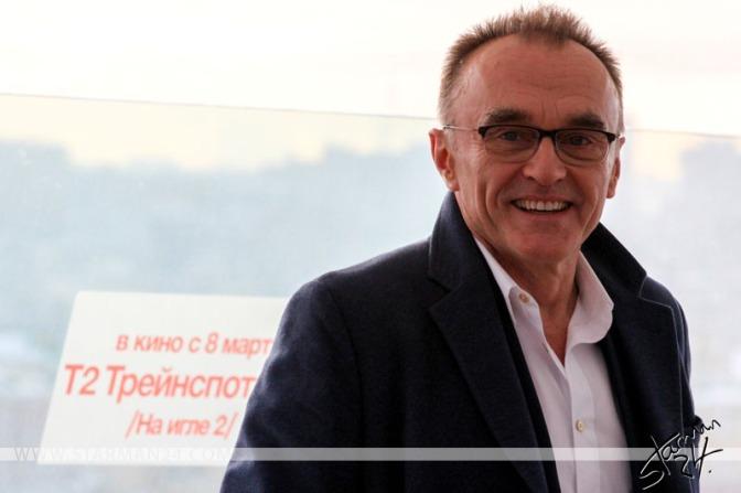 Дэнни Бойл привез в Москву «T2 Трейнспоттинг»