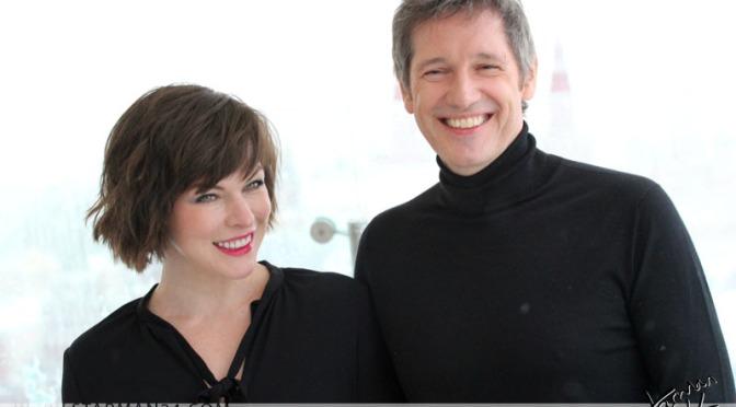 Милла Йовович и Пол. У. С. Андерсон выступят на Comic Con Russia 2020