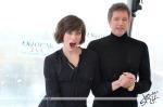 Милла Йовович и Пол У. С. Андерсон / Milla Jovovich and Paul W.S. Anderson (2017)