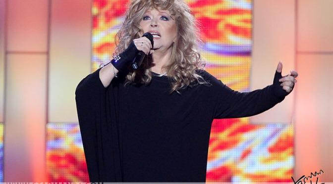 Алла Пугачева выступила на концерте «О чем поют мужчины»