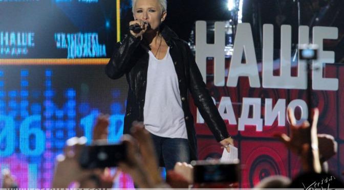 Диана Арбенина выпустила аудиокнигу со стихами