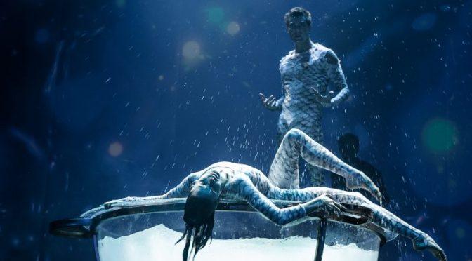 «Человек-Амфибия» возвращается на сцену Московского Мюзик-Холла