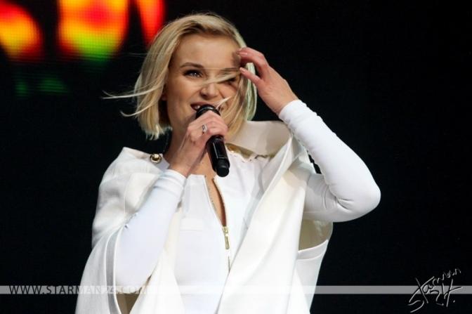 Полина Гагарина готовится к новому туру