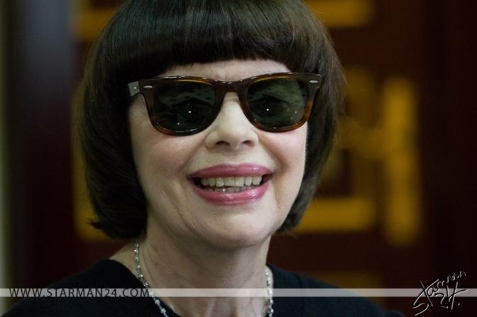 Мирей Матье возвращается на «Спасскую башню»
