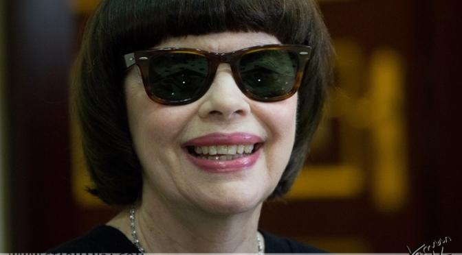 Мирей Матье отметит 55-летие карьеры концертом в Кремле