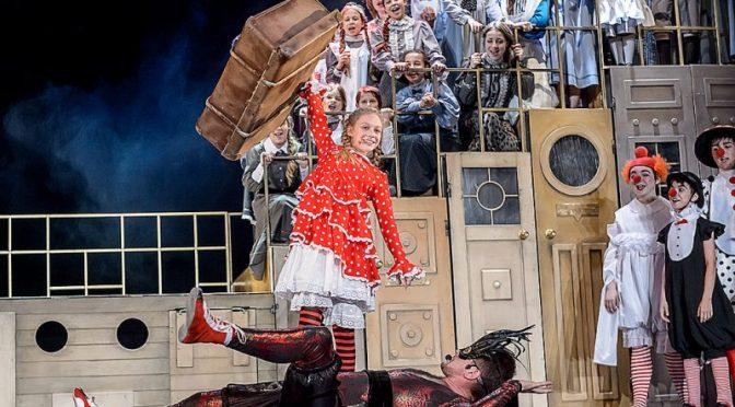Мюзикл «Пеппи Длинныйчулок» поставят в дни весенних каникул