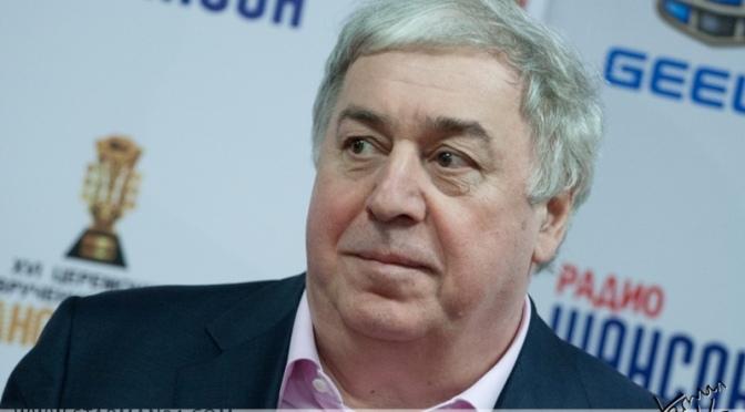 Юбилейный вечер Михаила Гуцериева пройдет при аншлаге