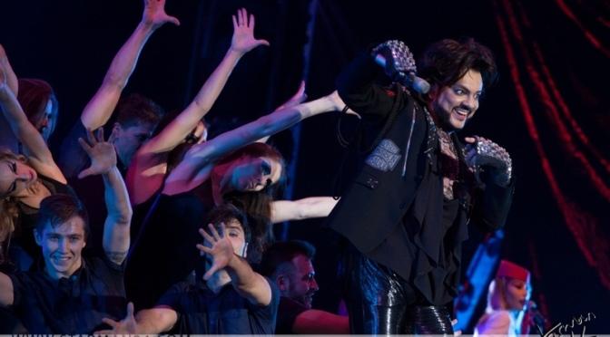 Филипп Киркоров отметил 50-летие завершением шоу «Я»