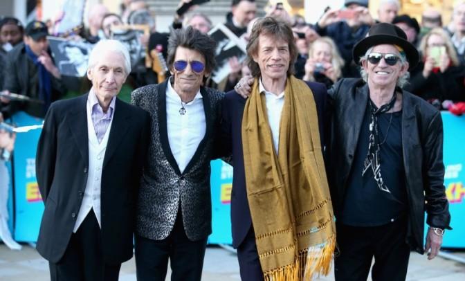 The Rolling Stones приготовили носки для нового тура