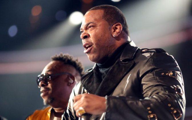 Busta Rhymes приедет в Крокус на «Top Disco Pop 2»