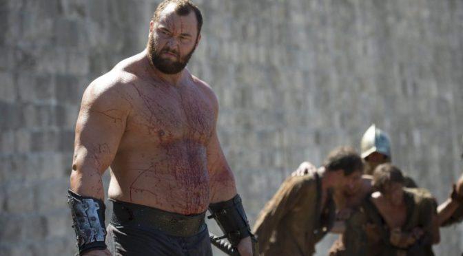 Звезда «Игры престолов» приедет на московский фестиваль спорта